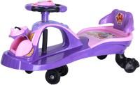Delia Car Non Battery Operated Ride On(Purple)