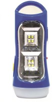 View Safeseed ® Solar LED Torch Rechargeable Electronic Lamp with Power Plug - Yellow Emergency Lights(Blue) Home Appliances Price Online(Safeseed)