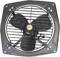 View almonard 9inch 3 Blade Exhaust Fan(black) Home Appliances Price Online(Almonard)