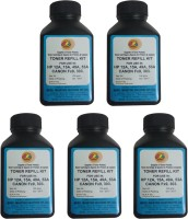 MOREL Powder for use in CANON FX9 / 303 HP 12A for HP Laserjet 1010 , 1012 , 1015 , 1018 , 1020 , 1022 , 1022n , M1005 , M1319f , 3015 , 3020 , 3030 , 3050 , 3050z , 3052 , 3055 Printer Black Ink Toner