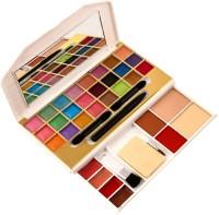 Mars Makeup Kit 24 eyeshadow,2 blusher,2 compact powder,4lipgloss,1eyepencil