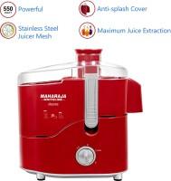 Maharaja Whiteline Juice Extractor Desire Juicer (JE-100) 550 W Juicer(Red)