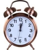 ONEKLIK Analog Copper - Twin Bell Alarm Clock