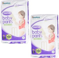Himalaya Total Care Extra Large Size Baby Pants Diapers (54 Count) set of 2 - XL(54 Pieces)