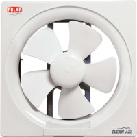 View Polar Clean Air Passion 1 Blade Exhaust Fan(White) Home Appliances Price Online(Polar)