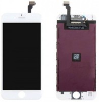 SIRIUS IPS LCD Mobile Display for Apple iPhone 6(With Touch Screen Digitizer, White)