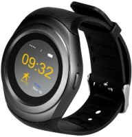 ShopyBucket Best T11 smart watch with Sim/Memory Card Slot For Men/Women/Kids Compatible Black Smartwatch(Red Strap FreeSize)