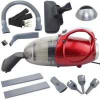 View Nightstar Vaccume Cleaner Dry Vacuum Cleaner(Red) Home Appliances Price Online(Nightstar)