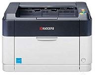 KYOCERA ECOSYS FS-1040 Single Function Monochrome Laser Printer(Gray and Off-white, Toner Cartridge)