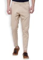 Highlander Tapered Men's Beige Trousers