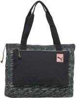 Puma Shoulder Bag(Black, 10 L)