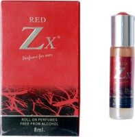 sunrise store SRF Red ZX Floral Attar(Floral)