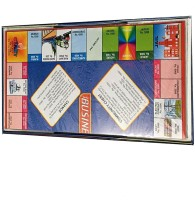 Tiny's World Business India Board Game For Kids 2-6 Players Board Game Board Game