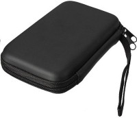 VU4 Ultra Smooth 2.5 inch Hard Disk Cover 2.5 inch Hard Disk Cover(For 2.5 inch Seagate, WD, Sony, Dell, Transcend, Black)