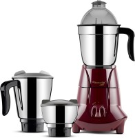 Butterfly Jet 3J MG 750 W Mixer Grinder(Red, 3 Jars)