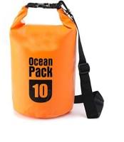 Shrih Waterproof Fabric Camping Bag Pouch(Orange)
