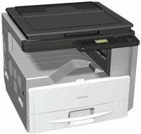 Ricoh MP 1813L Multi-function Printer(WHITE GREY, Toner Cartridge)