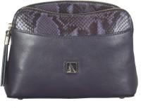 ADAMIS Women Purple Genuine Leather Sling Bag