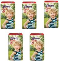 Libero Libero Diaper Pants Extra Large Size (8 Counts) Pack of 5 - XL(40 Pieces)