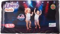 Libero Libero Small Size Diaper Pants (26 Pieces) - S(26 Pieces)