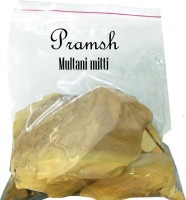 PRAMSH 100% Geniune Multani Mitti(Fullers Earth In Pieces Form) 300gm(300 g)