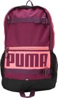 Puma Backpack(Purple, 24 L)
