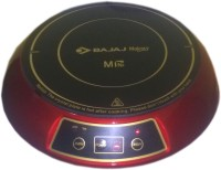 Bajaj MINI Induction Cooktop(Multicolor, Push Button)