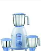 Prestige Stylo 550 Juicer Mixer Grinder(White, Blue, 3 Jars)