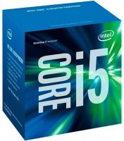 Intel Core I5-7400 (7th Gen) 4 Core (Quad Core) With 3.00 GHz, Boxed With Fan 3.00 GHz LGA 1151 Core I5-7400 Processor(Blue)