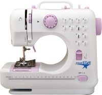 View Four Star Sewing Machine Electric Sewing Machine( Built-in Stitches 12) Home Appliances Price Online(Four Star)