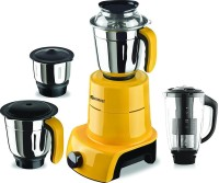 Sunmeet MG17-MA-Gla-92 1000 W Juicer Mixer Grinder(Yellow, 4 Jars)