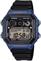 Casio D107 Youth-Digital Digital Watch For Men