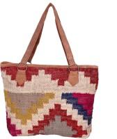 IndiWeaves Multipurpose Bag(Multicolor, 12 inch)