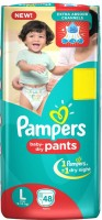 Pampers Baby Dry Pants - L(48 Pieces)