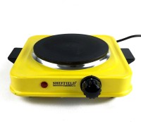 Sheffield Classic Electric cooking stove Induction Cooktop(Yellow, Jog Dial)