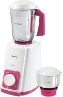 Havells super mix 2 jar 500 Mixer Grinder(Pink, White, 3 Jars)