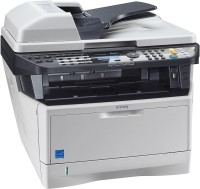 KYOCERA ECOSYS M2035dn Duplex Multi-function Printer(Gray and Off-White, Toner Cartridge)