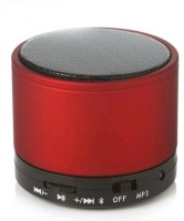 View Rich Walker mini Portable Bluetooth Laptop/Desktop Speaker(Red, 2.1 Channel) Laptop Accessories Price Online(Rich Walker)