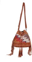 IndiWeaves Sling Bag(Multicolor, 11 inch)