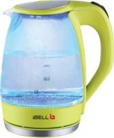 iBELL IBL GEK 7622 Electric Kettle(1.7 L, Green)
