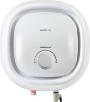 Havells 25 L Instant Water Geyser(White, Adonia Manual)