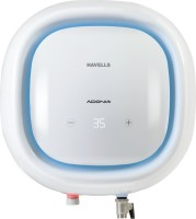 Havells 25 L Instant Water Geyser(White, Adonia�Digital)