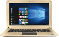 Lava Helium Atom Quad Core 7th Gen - (2 GB/32 GB EMMC Storage/Windows 10 Home) C121 Thin and Light Laptop(12.5 inch, Gold, 1.31 kg)