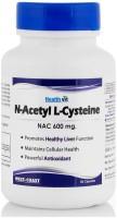 HealthVit N-Acetyl Cysteine (NAC) 60 Capsules(60 No)