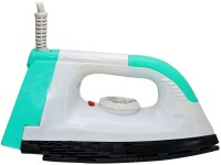 View Aladdin Shoppers Joy 750W Dry Iron(Blue) Home Appliances Price Online(Aladdin Shoppers)