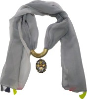 vershaa Solid Polycotton Women Scarf
