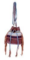 IndiWeaves Shoulder Bag(Multicolor, 11 inch)