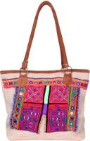IndiWeaves Shoulder Bag(Multicolor, 13 inch)