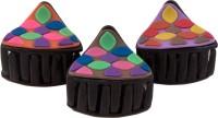Sapna FX Multi colour Hair Clips Set (3)-Sapna FX 202 Hair Clip(Multicolor) - Price 119 80 % Off