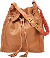 Fossil Hand-held Bag(Brown)